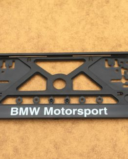 Kentekenplaathouder BMW Motorsport