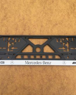 Kentekenplaathouder Mercedes Benz AMG