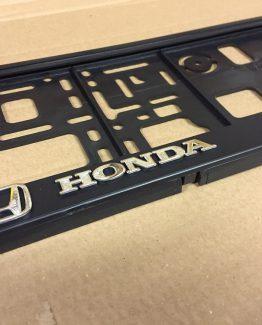 Kentekenplaathouder Honda