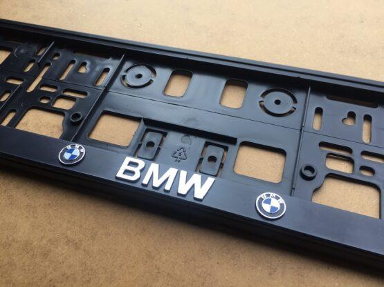 BMW kentekenplaathouder