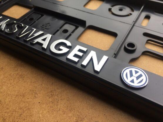 Kentekenplaathouder Volkswagen
