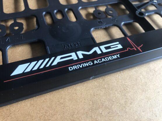 Kentekenplaathouder AMG Driving Academy