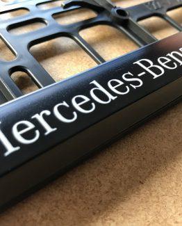 Kentekenplaathouder Mercedes Benz