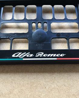 Kentekenplaathouder Alfa Romeo