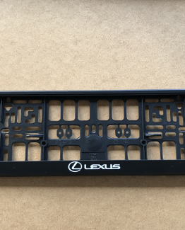 Kentekenplaathouder Lexus