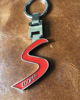 Sleutelhanger Cooper S