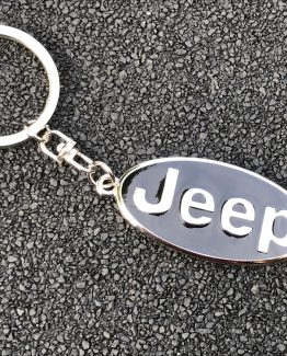 Sleutelhanger Jeep