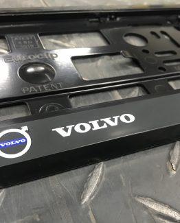 Kentkenplaathouder Volvo