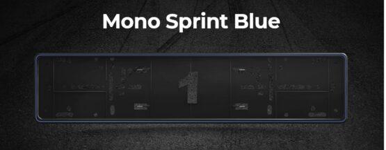 Mono Sprint Blue